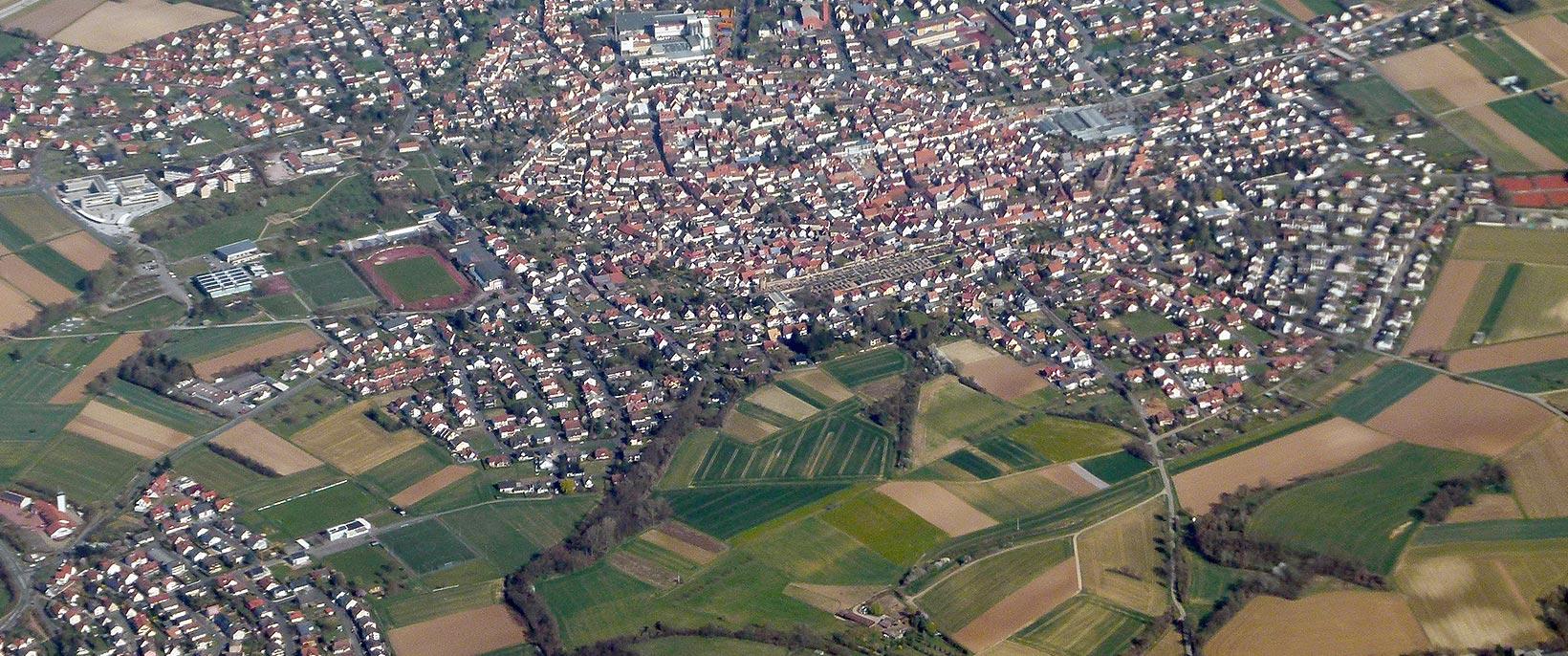 Region Großostheim
